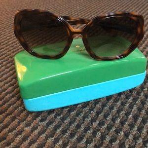 Kate Spade Sunglasses Dafina Tortoise